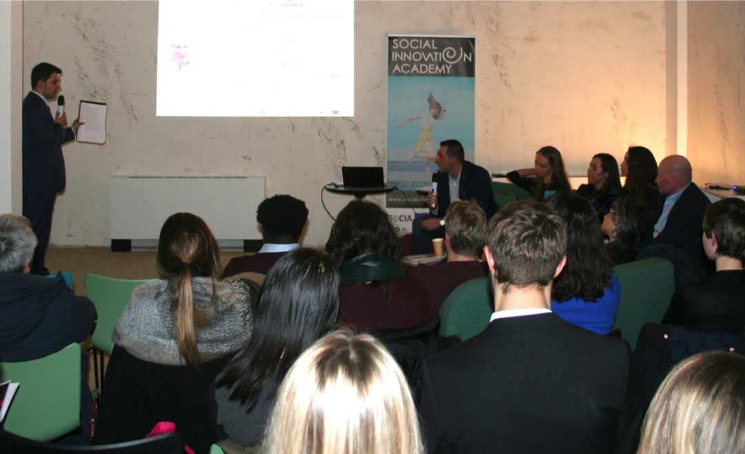 Limitless organises the first Social Innovation Academy event in Europe